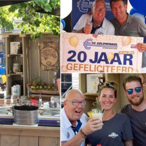 Klevertpark dag De Geldwinkel Bob & Frank Hoofddorp Haarlem Amsterdam Cocktails Events Catering Bier Bedrijfsfeest Events Partyservice